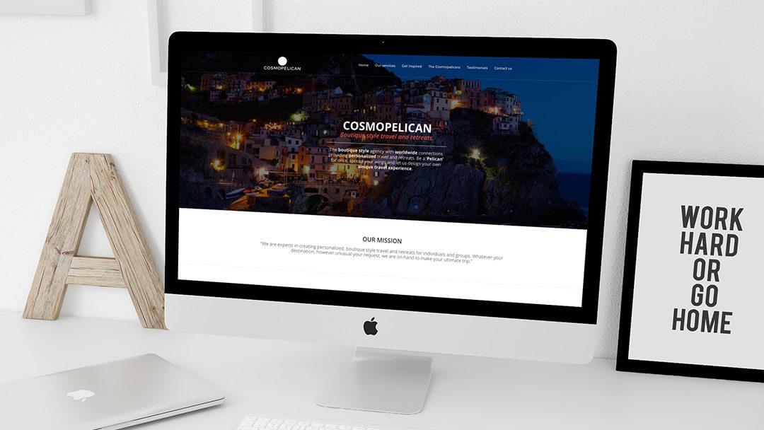 Cosmopelican (desktop)
