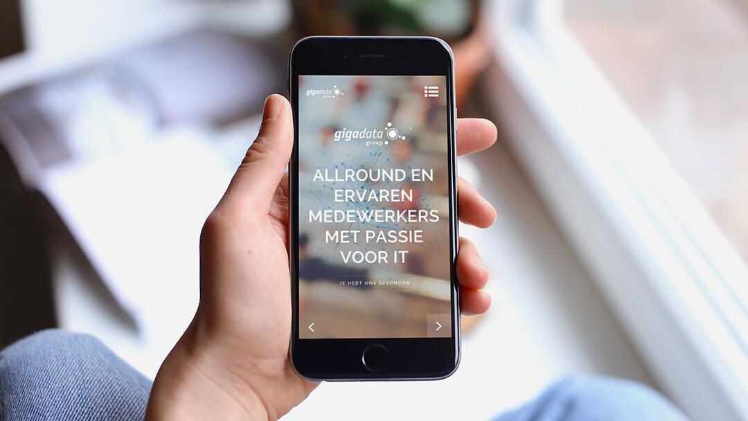 GigaDataGroep (iPhone)