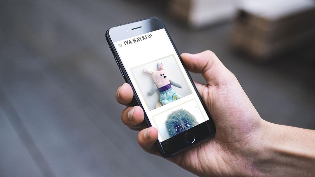 Iya Hayki (iPhone)
