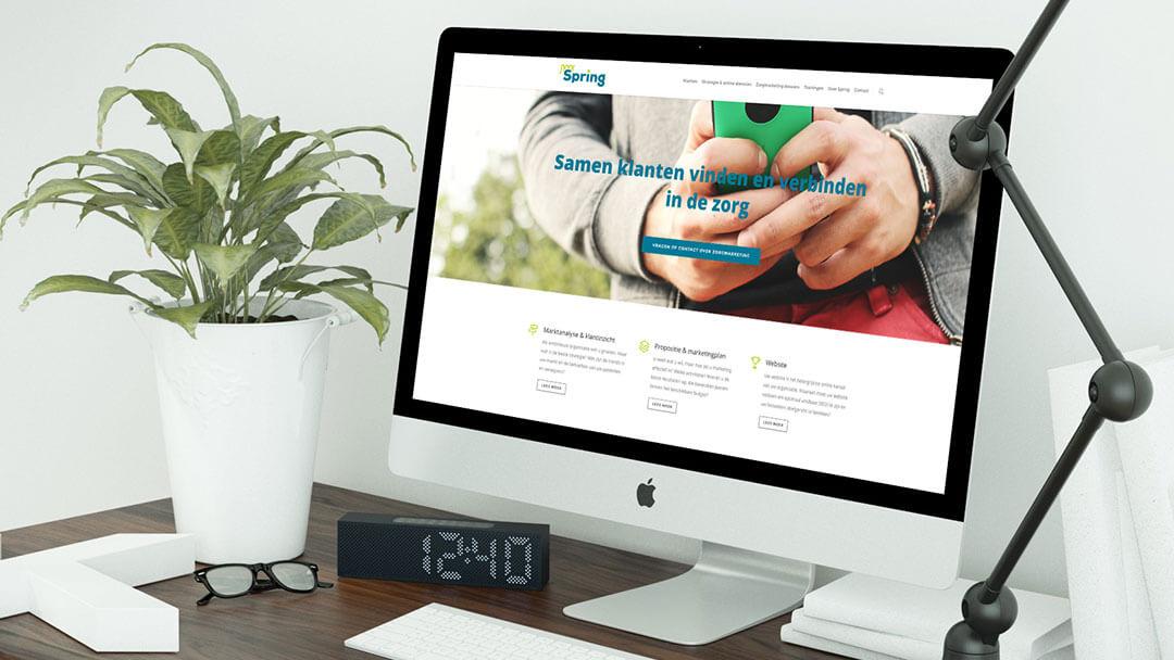 Spring Marketing (desktop)